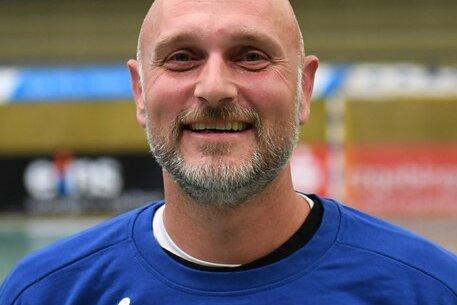 Andreas Bayerschmidt steht für die nächsten Partien im EHV-Tor.