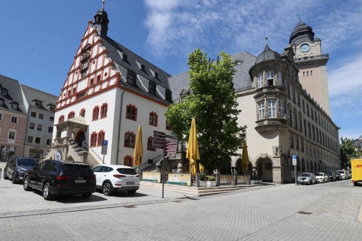 Plauen sucht neuen Oberbürgermeister - Wahl aus sieben Kandidaten