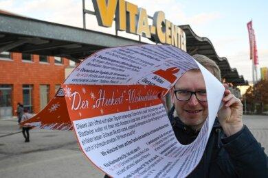Stadtteil-Manager Thomas Rosner will den Anwohnern mit Programm die Corona-Zeit erleichtern.