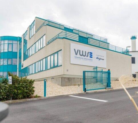 Die Umstrukturierung der Verbundwerke (im Bild der Standort Stollberg) soll für Kunden aktuell zu keinen Änderungen führen.