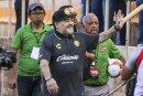 Maradona hat die erste Saisonniederlage zu verzeichnen