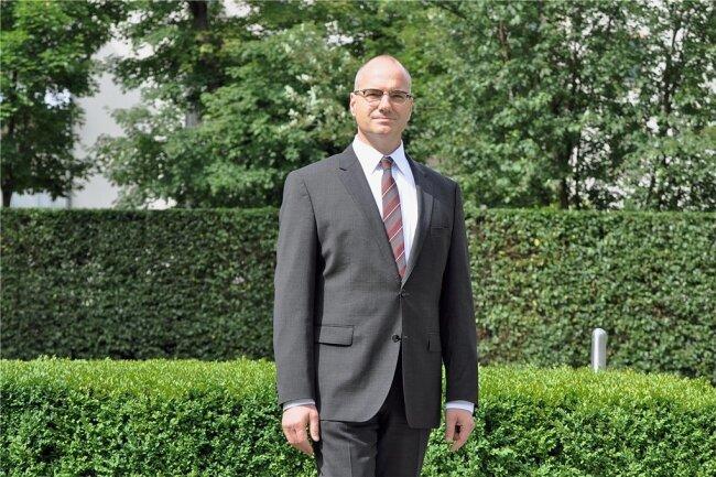 Erik Bodendieck - Präsident der Sächsischen Landesärztekammer