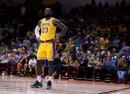 Debüt: James und die Lakers verlieren gegen die Nuggets