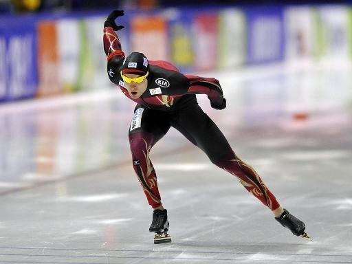 Nico Ihle kam über 500 m auf Rang drei