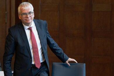 HartmutVorjohann - SächsischerFinanzminister