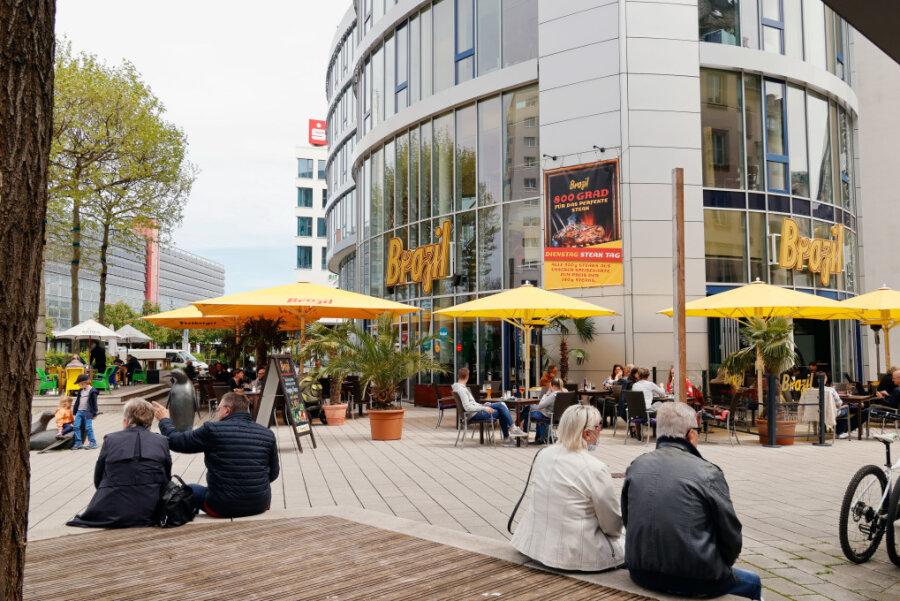 Corona-Lage in Chemnitz: Weitere Lockerungen in Sichtweite