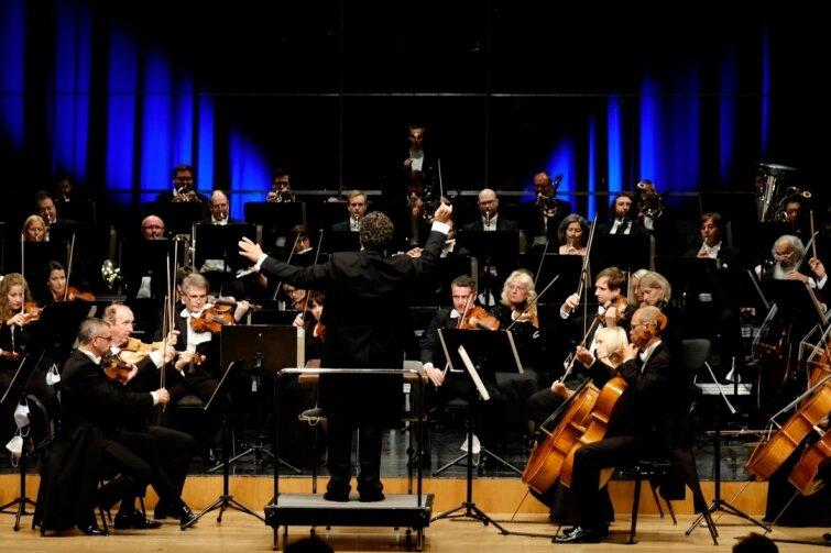 Vogtland Philharmonie eröffnet die Sinfoniekonzertreihe
