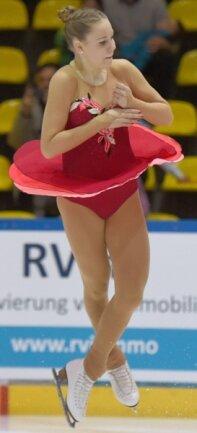 Anett Pötzsch - Lea Johanna Dastich startet zum ersten Mal bei einer EM.