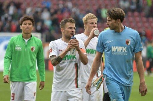 Fabian Giefer sah bei der Niederlage ünglücklich aus