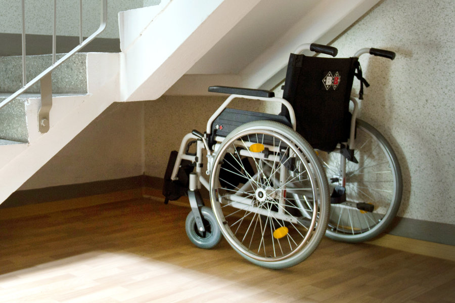 Anklage wegen rassistischen Angriffs auf Rollstuhlfahrer erhoben