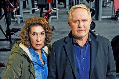 Moritz Eisner (Harald Krassnitzer) und Bibi Fellner (Adele Neuhauser) ermitteln diesmal im Fitnessstudio.