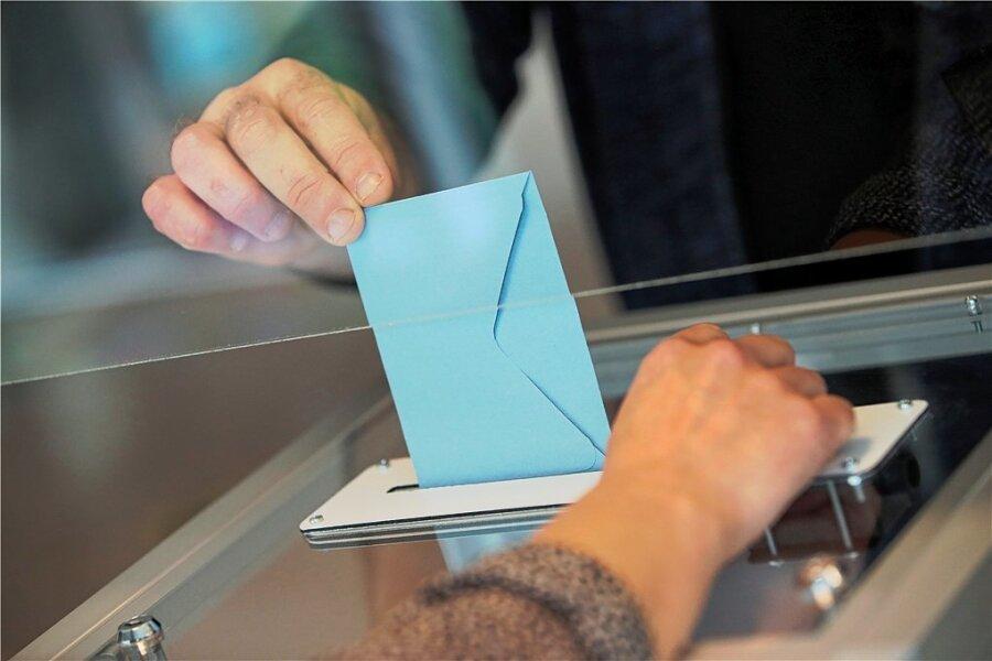 Kreiswahlleiterin streicht Elsterberg zwei Wahllokale