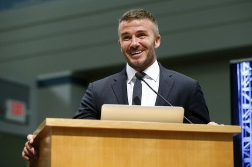 Beckham hat in Miami große Pläne