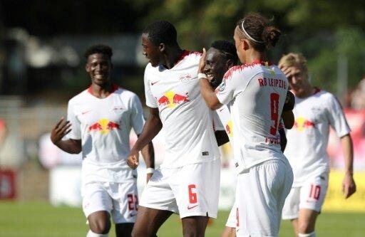 RB Leipzig spielt in der Euro League-Quali gegen Lugansk