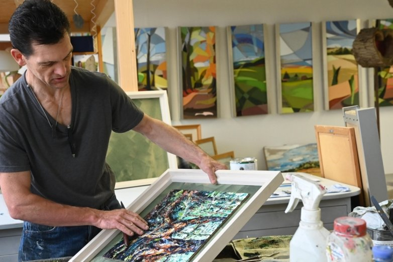 Chemnitzer Künstler freuen sich auf Besucher in offenen Ateliers