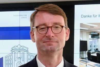 Roland Wöller - Innenminister