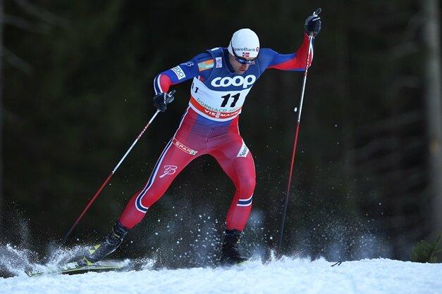 Für lange Stöcke braucht man viel Armkraft. Petter Northug hat sie. Die Tour de Ski konnte der Norweger aber noch nie gewinnen.