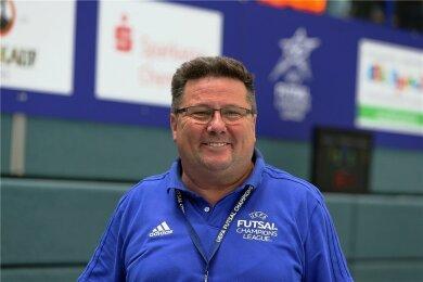 Heiko Fröhlich - Teammanager des VfL Hohenstein-Ernstthal