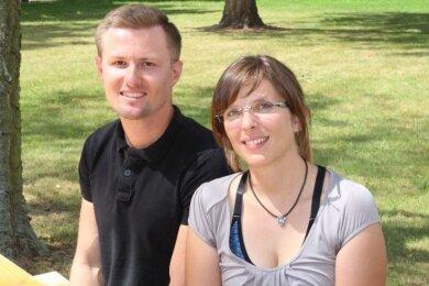 Aus Bayern nach Zwickau: Felix und Angelia haben ihren Schritt nicht bereut. An der WHZ schließen sie ihr Studium als Diplomingenieure ab.