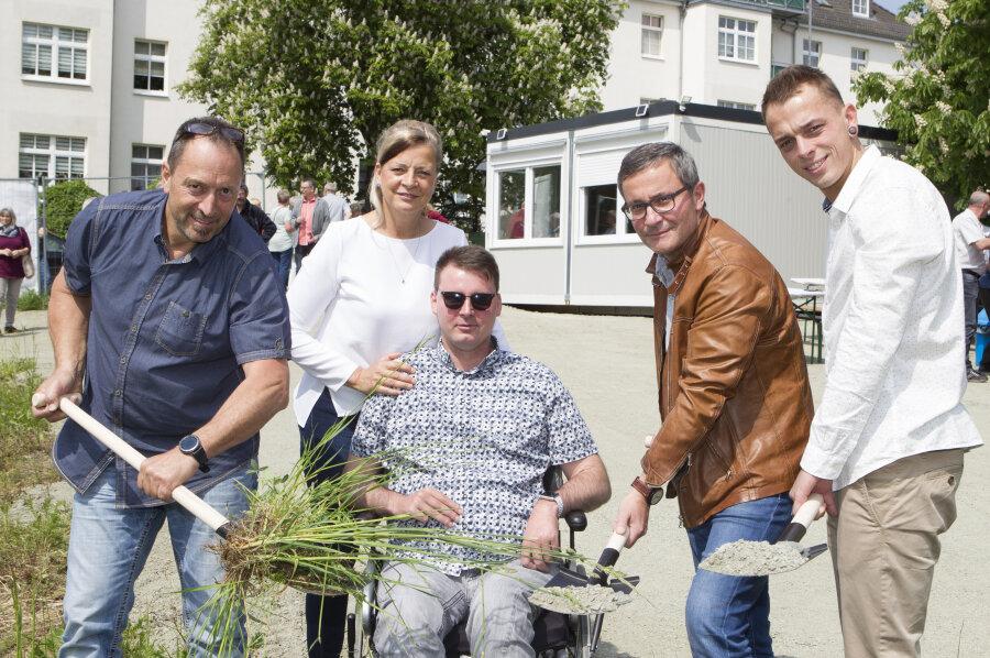 Neuer barrierefreier Wohnpark in Plauen