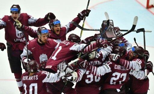 Lettland besiegt WM-Gastgeber Dänemark