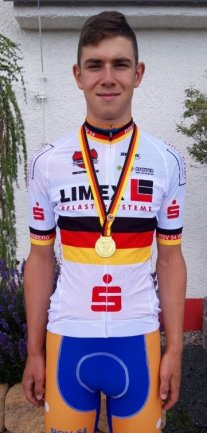 Radsportler Oliver Spitzer aus Wilkau-Haßlau.
