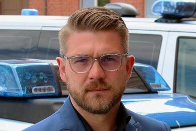 Andrzej Rydzik - Polizeidirektion Chemnitz