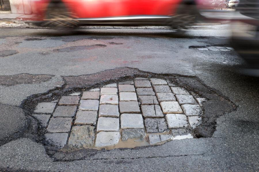 Werden schlechte Straßen zum Dauerzustand in Sachsen?
