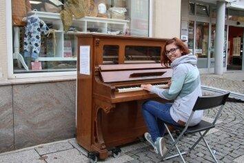 Einfach mal ans Klavier setzen ...