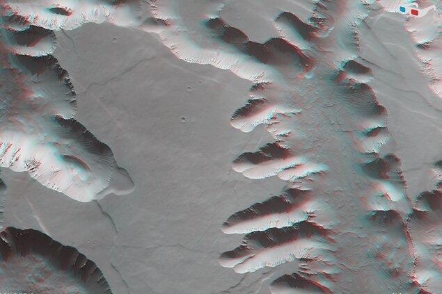 Eindrücke vom Mars