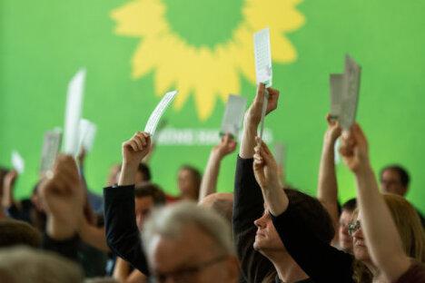 Grüne wählen neue Parteispitze: Leitantrag zur Zukunft