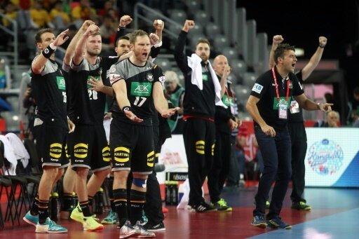 In der EM-Hauptrunde: Die deutschen Handballer