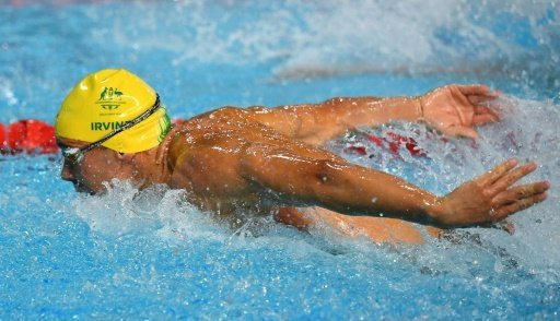 Der Russe Andrij Goworow bricht Weltrekord über 50 m