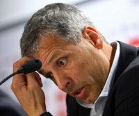 Nicht mehr Trainer in Berlin: Lucien Favre