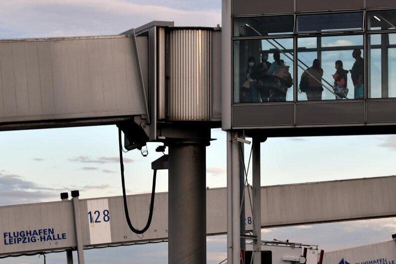 Sachsens Flughäfen werden wieder stärker angeflogen