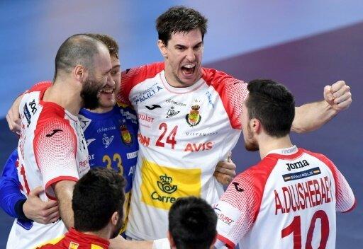 Spanien steht in der Hauptrunde der Handball-EM