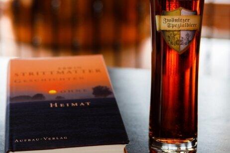 Für einen ist gutes Buch eine Herzensangelegenheit, für den anderen ein gutes Bier. Zum heutigen Festtag kann beides gleichermaßen genossen werden.