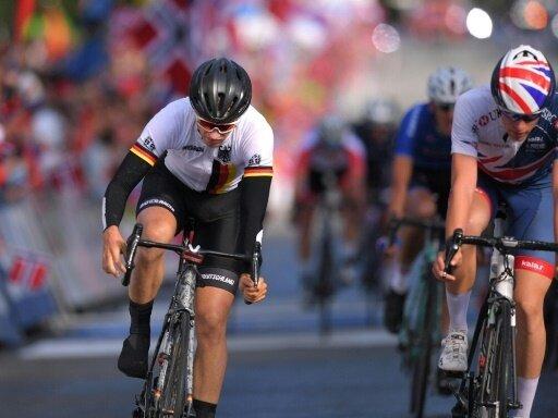 Niklas Märkl verpasst bei der Rad-WM eine Medaille