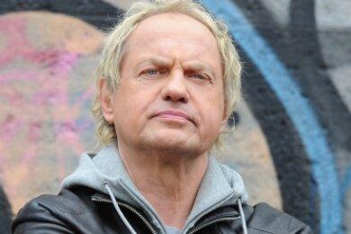 Hat Demonstrationserfahrung: Schauspieler Uwe Ochsenknecht.