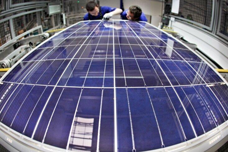Solarworld meldet erneut Insolvenz an
