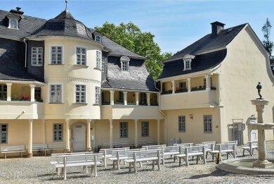 Ein Kleinod ist das 1784 erbaute Paulusschlössl in Markneukirchen. Als Domizil des Musikinstrumentenmuseums braucht das Haus dringend eine Generalsanierung und einen Erweiterungsbau im Gelände.