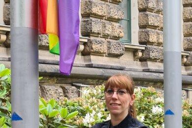 Justiz- und Gleichstellungsministerin Katja Meier (Grüne).