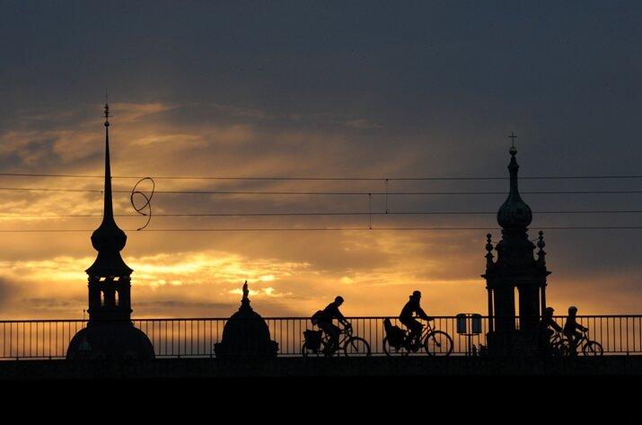 Dresden erhebt ab 2014 eine Kurtaxe von Touristen