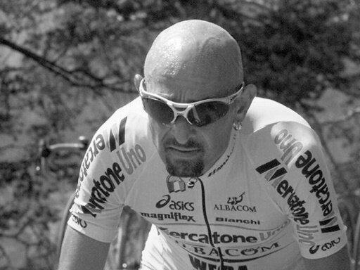 Ermittlungen um Tod von Rad-Profi Pantani eingestellt