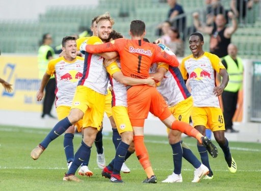RB Salzburg steht in den Playoffs zur Champions League