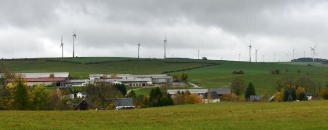 Wird der Windpark auf der Voigtsdorfer Höhe erweitert?