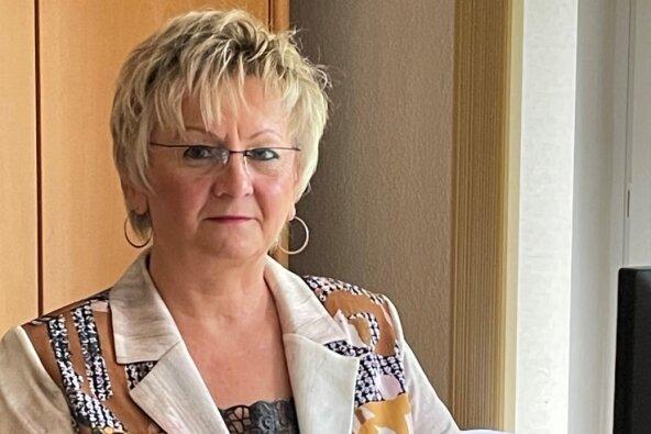 """Simone Dolling ist im Unternehmen der EKH zuständig für den Einkauf. Sie muss dafür sorgen, dass """"der Laden läuft""""."""