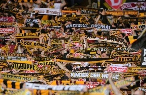Dynamo Dresden wurde letzte Saison 14. Platz