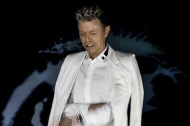 David Bowie - am Sonntag wäre er 70 Jahre alt geworden.
