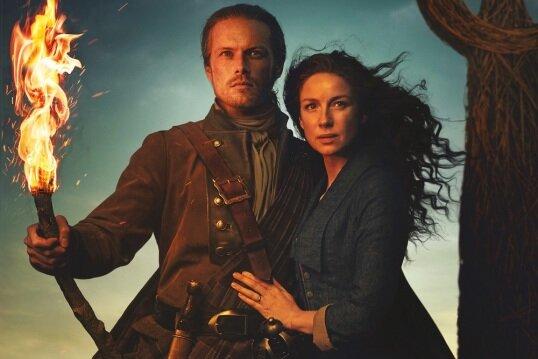 Outlander - Die komplette fünfte Staffel